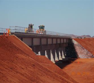 Rail Bridge - Projex Group